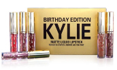 Набор помад Kylie Birthday Edition объявление