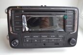 Магнитола RCD320 CD MP3 USB SD AUX Bluetooth для Volkswagen, Skoda объявление