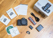 Selling Canon 5D Mark III/Canon 5D Mark IV 24-105mm lens объявление